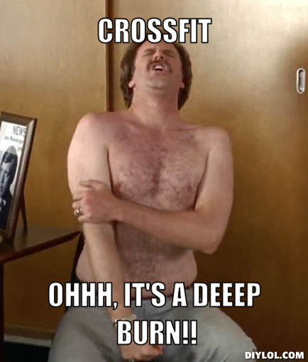 crossfit-meme-generator-crossfit-ohhh-it-s-a-deeep-burn-b433a5